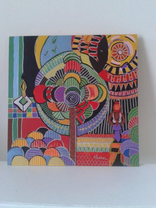 concours de dessin '' paysage imaginaire ''de griffon dessins