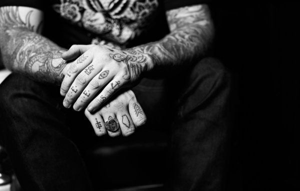 My life under my skin
