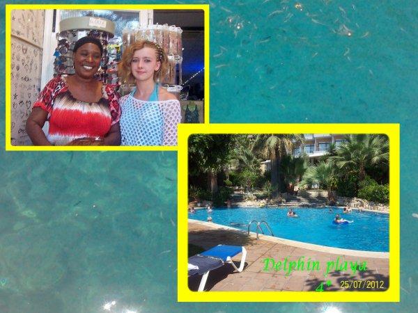 Vacances à Palma Nova à Mallorca aux îles Baleare :D
