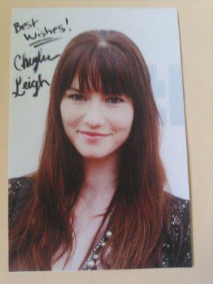 Chyler Leigh (Lexie dans Grey's Anatomy)