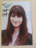 Photo de Marie-Autographe