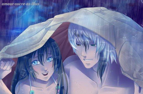 Sucrette : Cheveux longs,cendre,yeux bleu clair. (Que les illustrations avec une sucrette.)