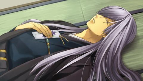 Akechi Mitsuhide Illustrations. ❀ (2)
