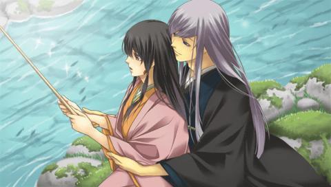 Akechi Mitsuhide Illustrations. ❀ (3)