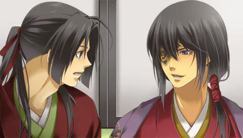 Date Masamune Illustrations. ❀ (3)