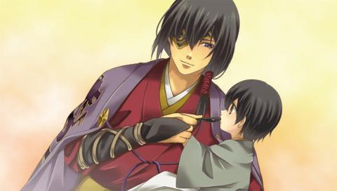 Date Masamune Illustrations. ❀ (3)