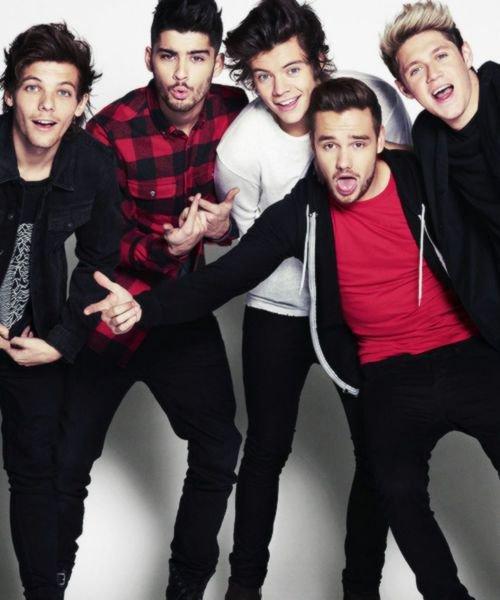 Ils sont juste parfait ! J'adore ce photoshoot *-*