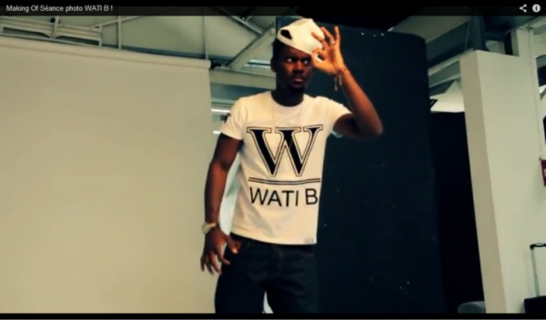 Black M au wati shooting