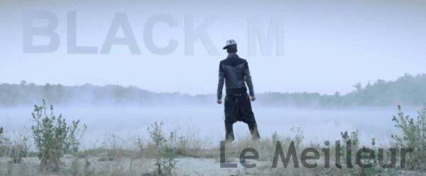 ailleurs - Black M ( photo )