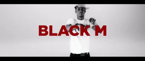"Black M ""efface mon num"" photo"