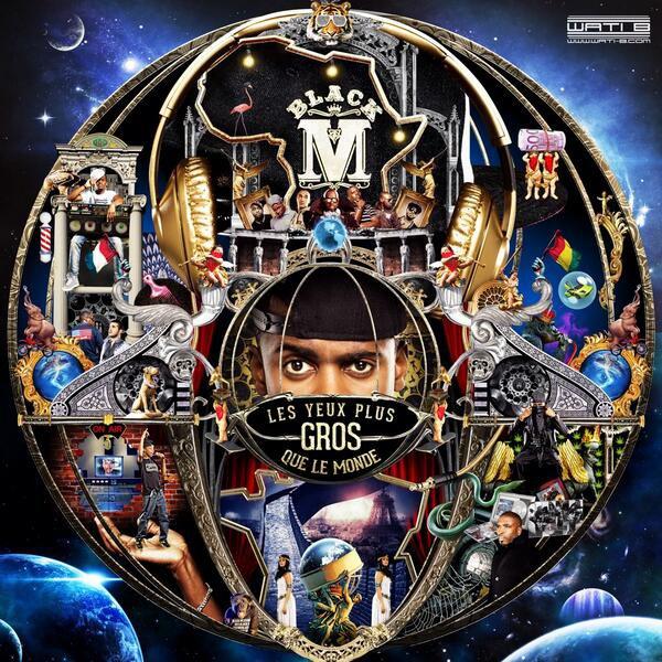 Tweeter par Black M Mars