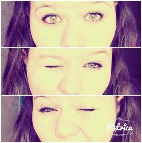 Regarde moi dans les yeux tu vera se que je ressent pour toi !!!