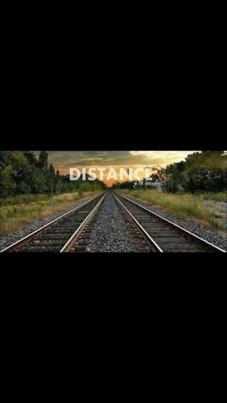 Distance del mierda ...