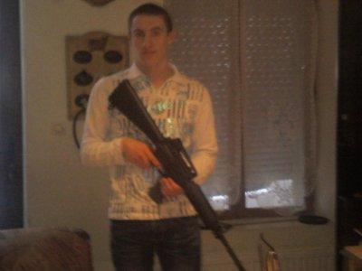 Moiii avec ma M15 A4