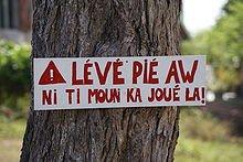 comme en k être en moitié gwada, moitié française en k faire découvrir langue paternelle a mwen