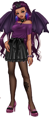 conours violet