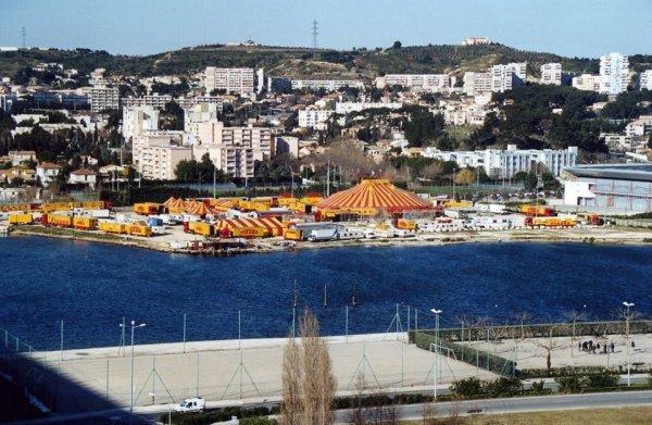 cirque PINDER 2002