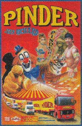 PINDER 2001