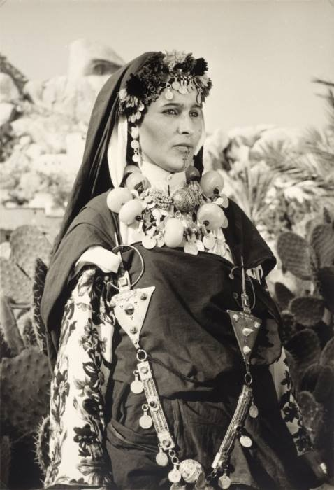 la femme bèrbère