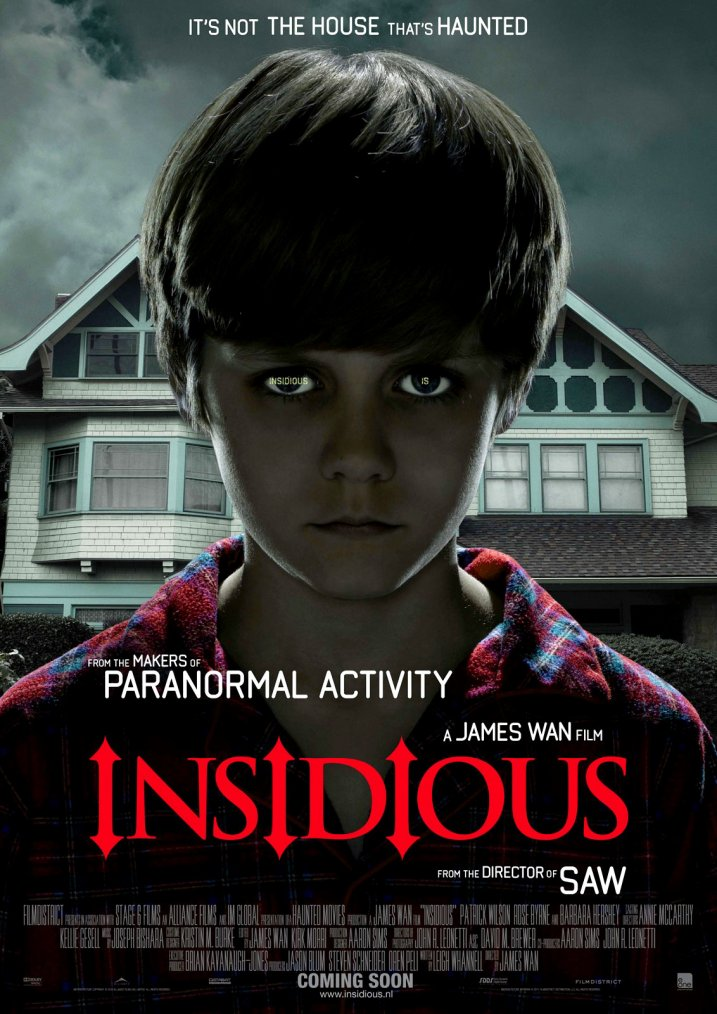 Insidious : chapters 1 & 2
