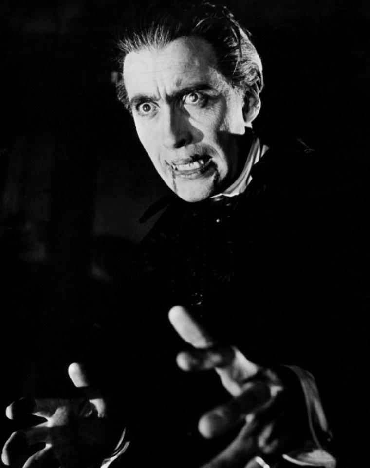 Dracula is dead.