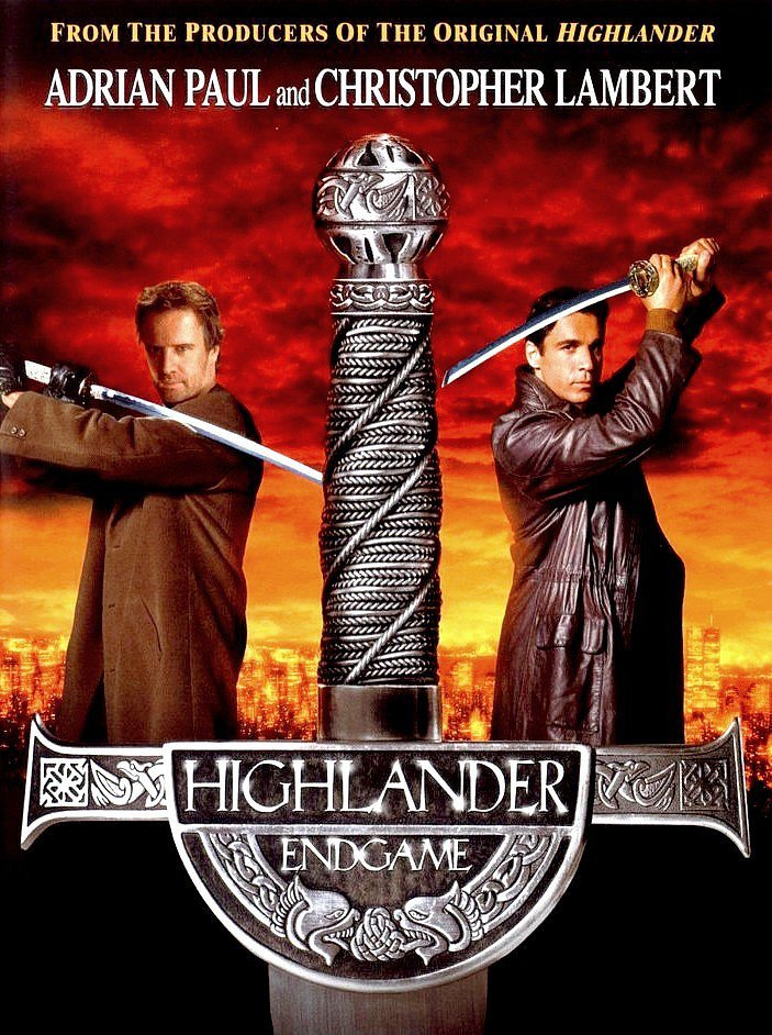 Highlander, the cursed franchise