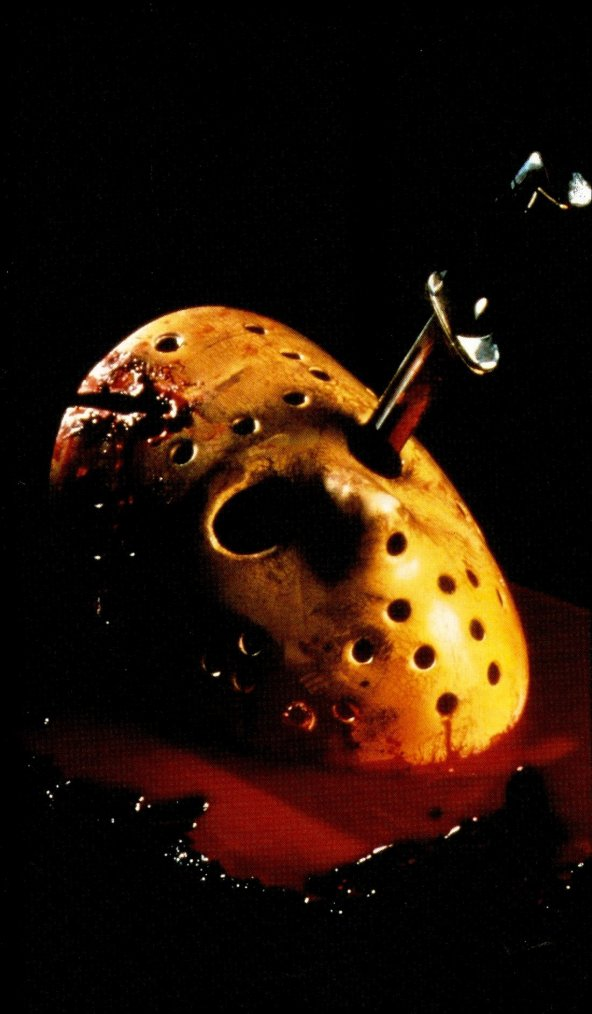 Jason Voorhees : kisses from Crystal Lake