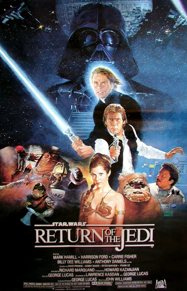 Star Wars episode VI : Return of the jedi