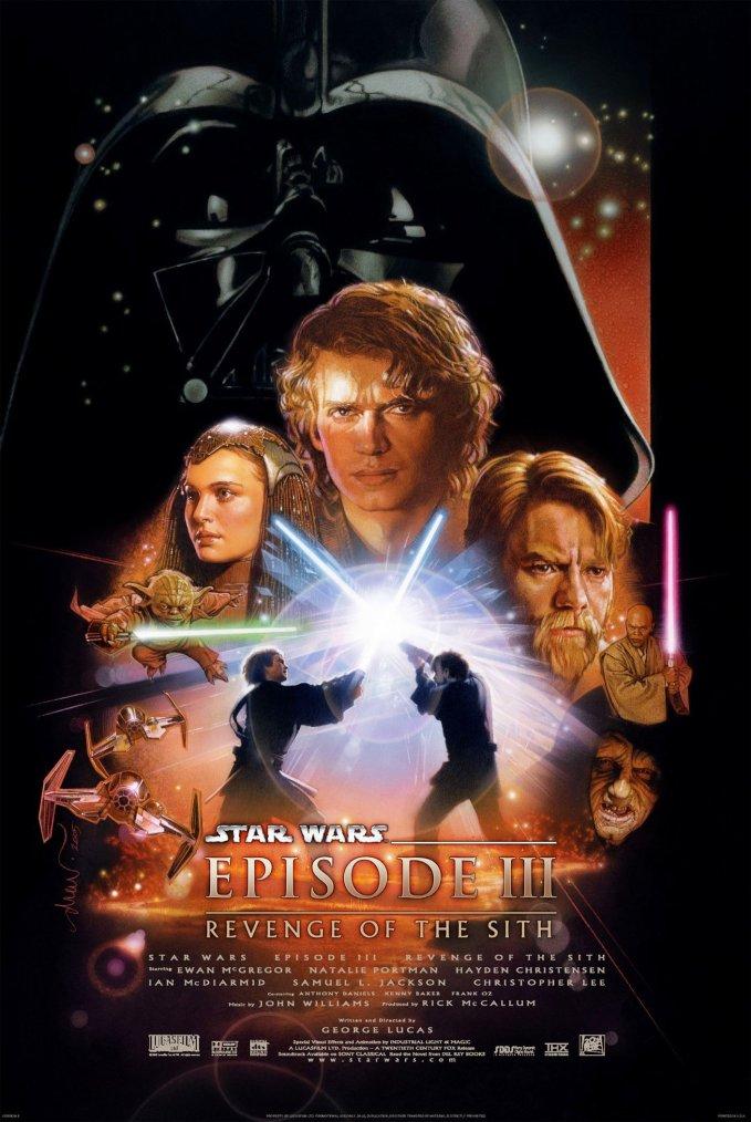 Star Wars episode III : Revenge of the Sith