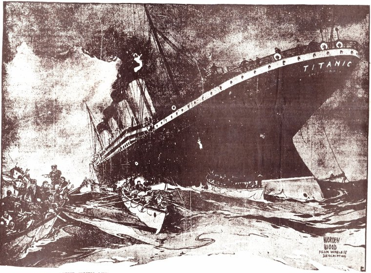 Titanic vs. Iceberg