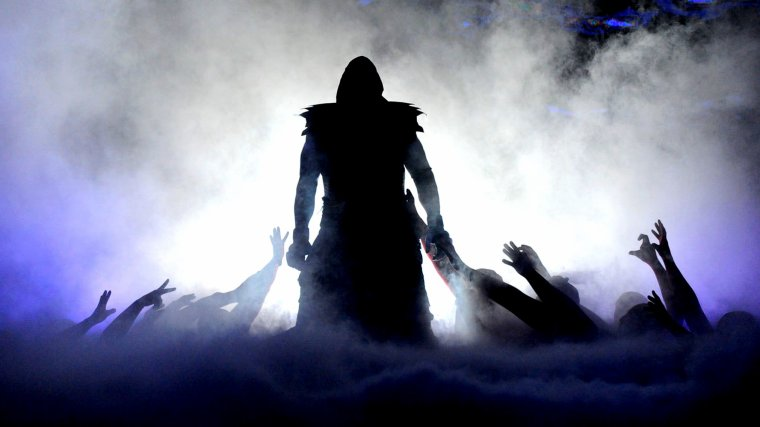 The Undertaker, the Phenom