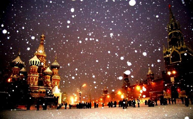 Un soir à Moscou