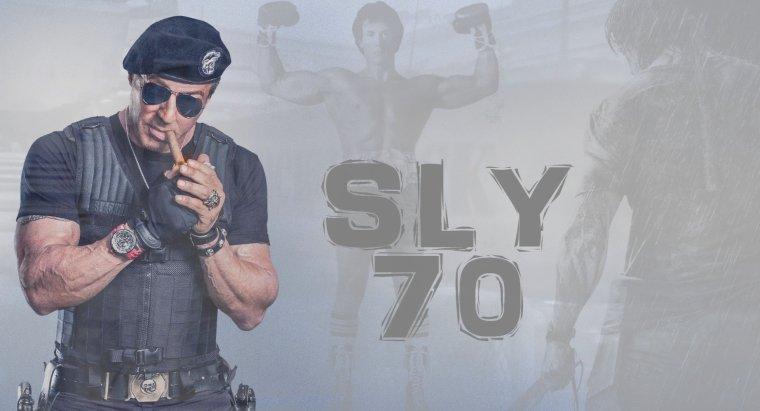 Sly 70