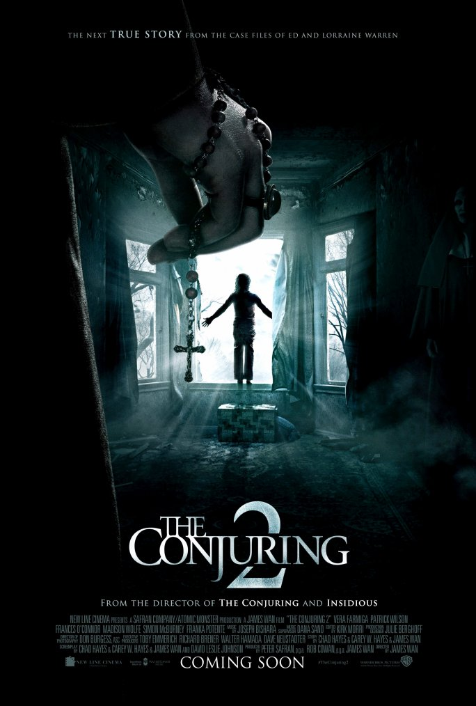 The conjuring 2 : the Enfield poltergeist