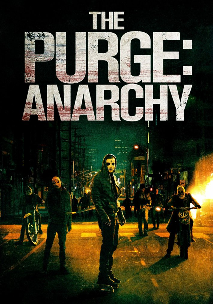 The Purge : an american nightmare