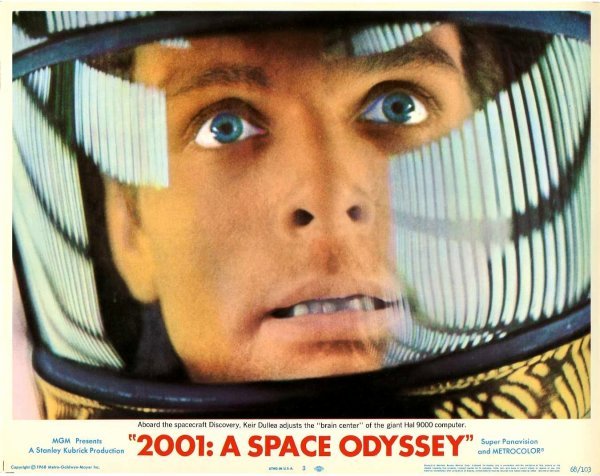 2001 : a space odyssey (the movie)