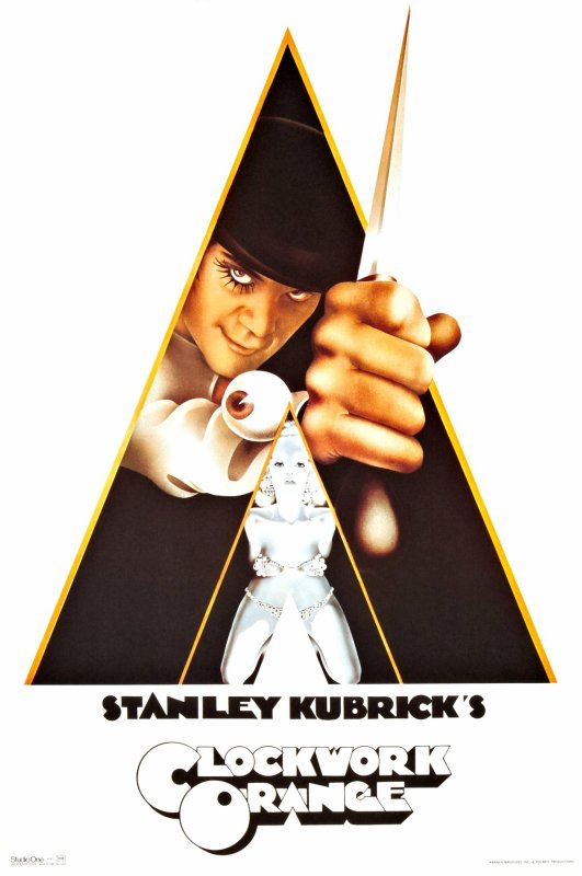 A clockwork orange (the movie)