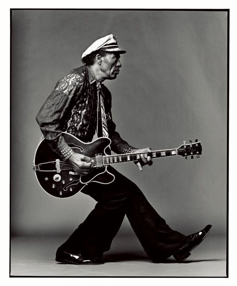 The first guitar hero is dead. R.I.P. Chuck Berry.