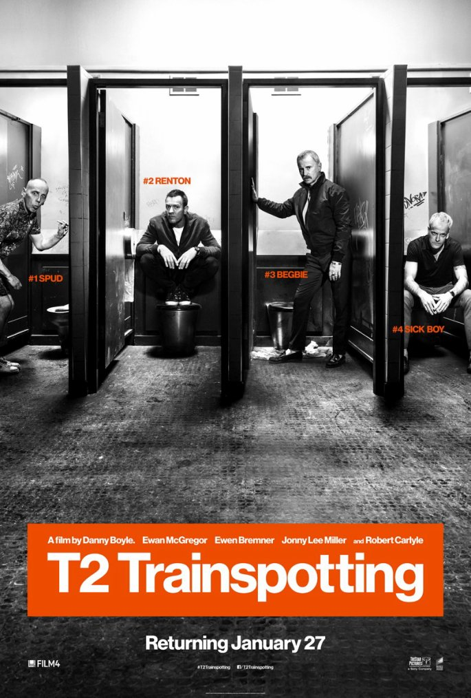 Trainspotting (1 & 2)