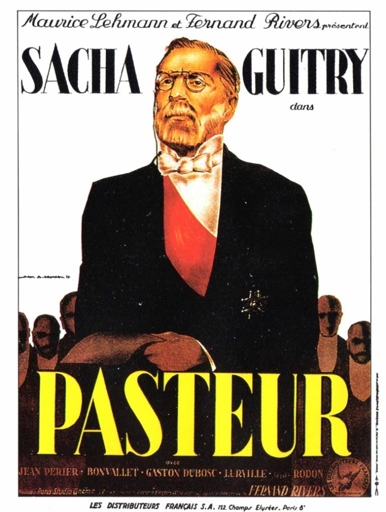 Pasteur, le premier long-métrage de Sacha Guitry