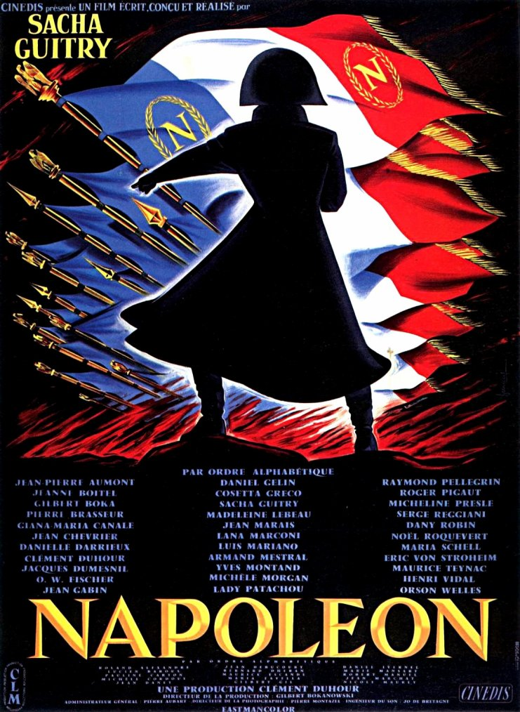 Napoléon, vu par Sacha Guitry