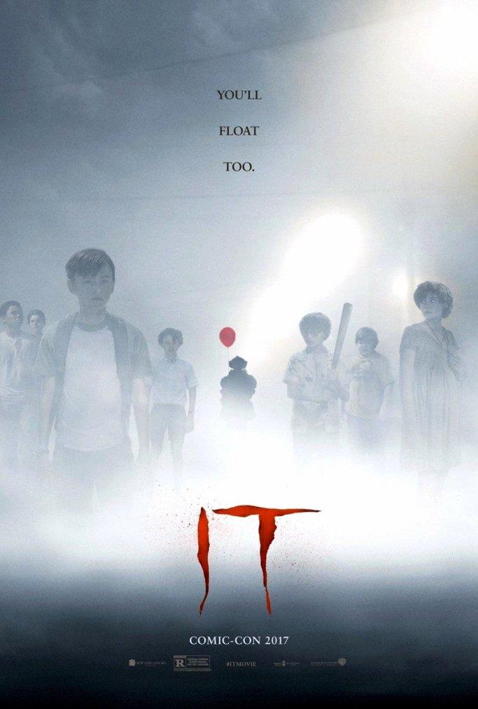 It, the cinematographic adaptation (1/2)