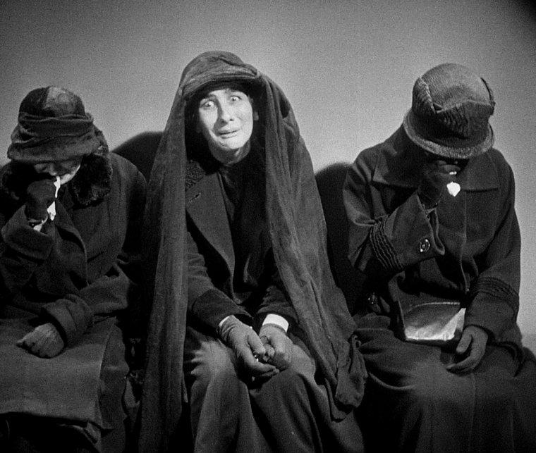 M, der mörder von Fritz Lang