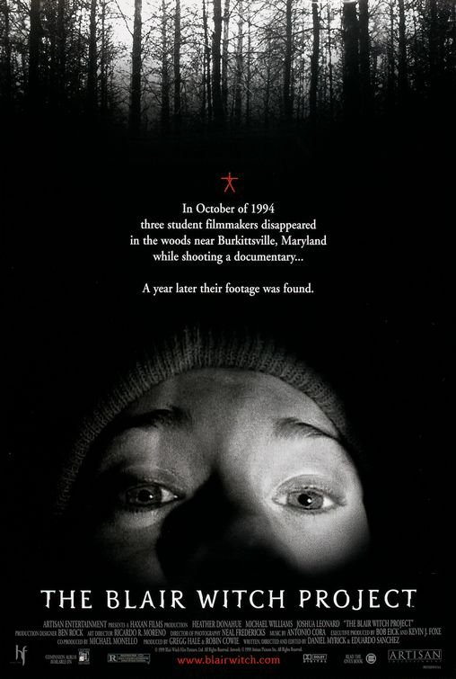 Blair witch (1 & 2)