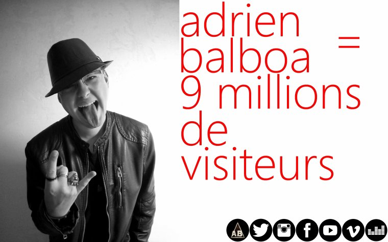 9 millions de visiteurs !