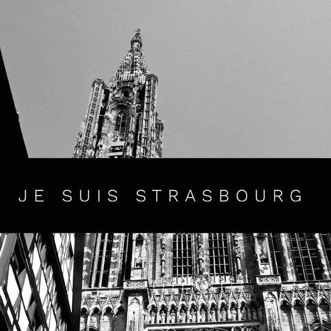 Strasbourg - 11/12/2018