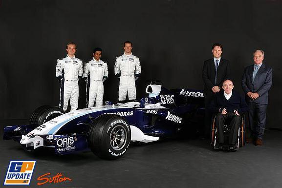 Bienvenue sur ce Skyblog consacré a la F1 et en particulier à l'écurie Williams!!! Bonne visite a tous!!!