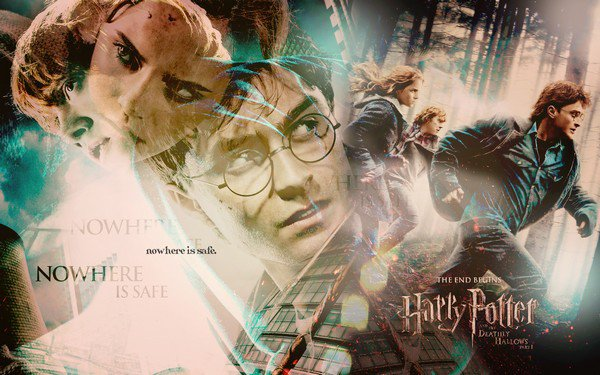 Harry Potter   and the Deathly Hallows (partie 1)