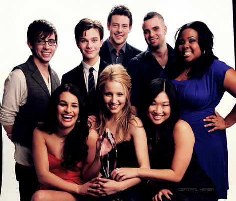 .  .   'Cause I'm a gleek   (and i'm in love with Puck ♥) .  .