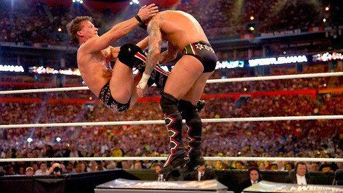 WWE : MA PRISE PREFEREE